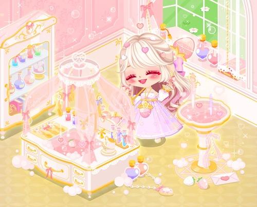 白苺姫の恋の妙薬