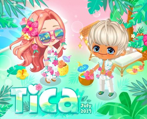 Tica 2017 7月号