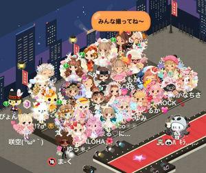 20141204_ファッションショースクエア