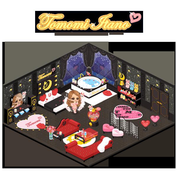 20131216_LINE PLAY_Tomomi Itano_Notice_Img