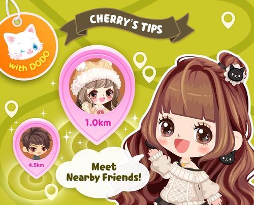 Cherry's Tips
