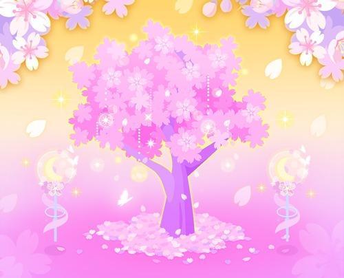 桜テーマガチャ最大40%セール