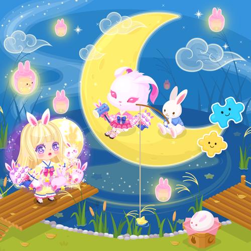 20210819_circle 37_moon rabbits_OA