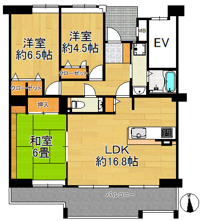 40-12階(三井リハウス)