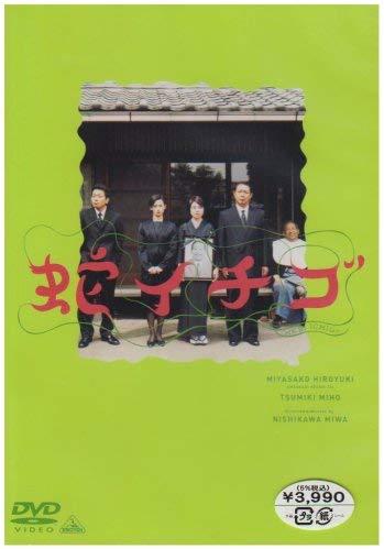 【鈴森ゆみ】星5つの映画と心に残ったセリフ20『蛇イチゴ』