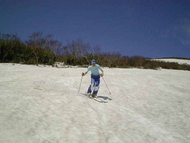 スキーヤー津田