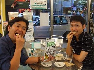 嵩さん&加藤さん