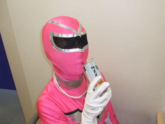 ピンクレンジャー 012