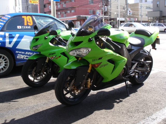 kawasaki2台