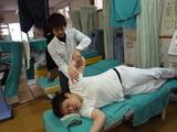 今日は、BMK美健整体の創始者、大澤訓永先生が当院へ!!