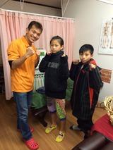 「世界一、試合前のアスリートに影響力を持つ男」寺田が西川琴音選手の調整を行いました。