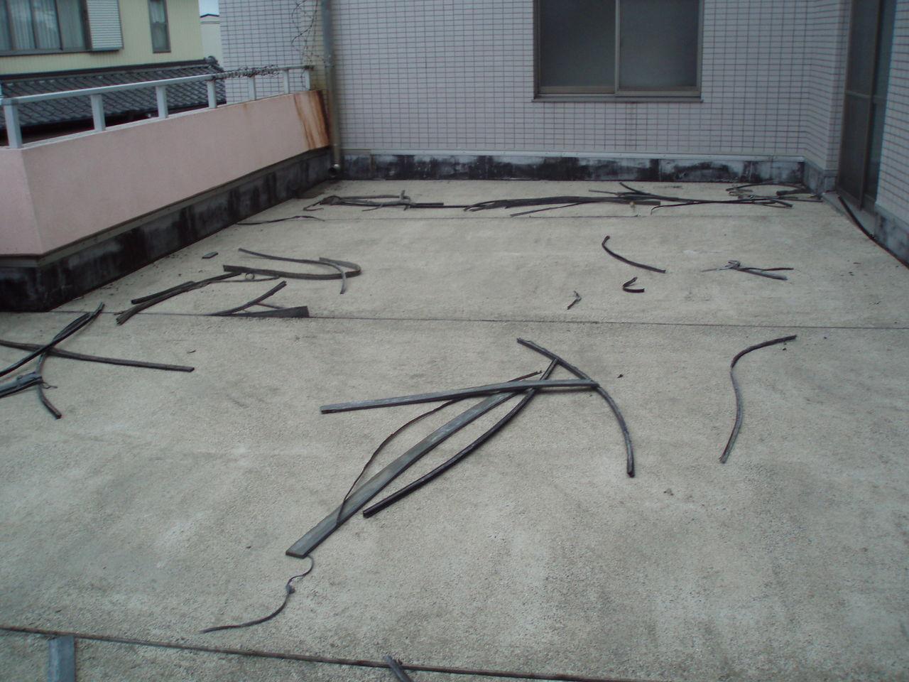 コンクリート は シンダー と