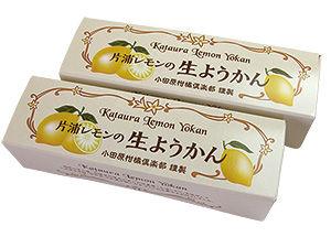 小田原柑橘倶楽部・片浦レモンの生ようかん