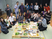 沖縄三線教室 忘年会2011