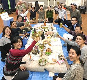 沖縄三線教室 忘年会2016
