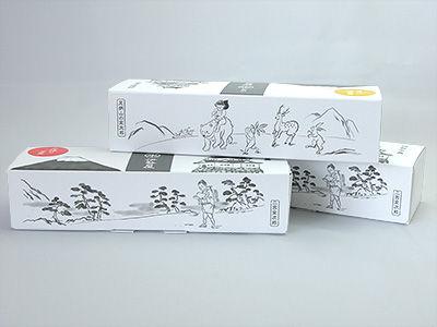 伊勢屋 特製羊羹 パッケージ 2