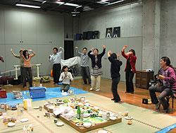 沖縄三線教室 忘年会200802
