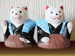 住吉大社さんの招福(まねき)猫