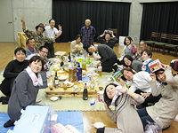 沖縄三線教室 忘年会2012