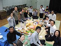 沖縄三線教室 忘年会2010