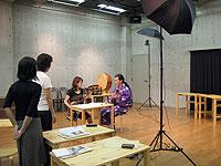 沖縄三線教室 取材2