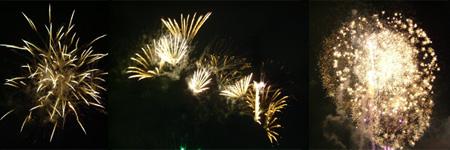 多摩川花火大会 2006