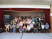 沖縄三線合宿2009
