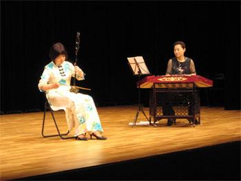 二胡演奏発表会 2007