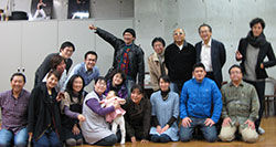 沖縄三線教室 忘年会2013