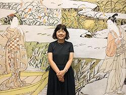 ボストン美術館 浮世絵名品展 鈴木春信
