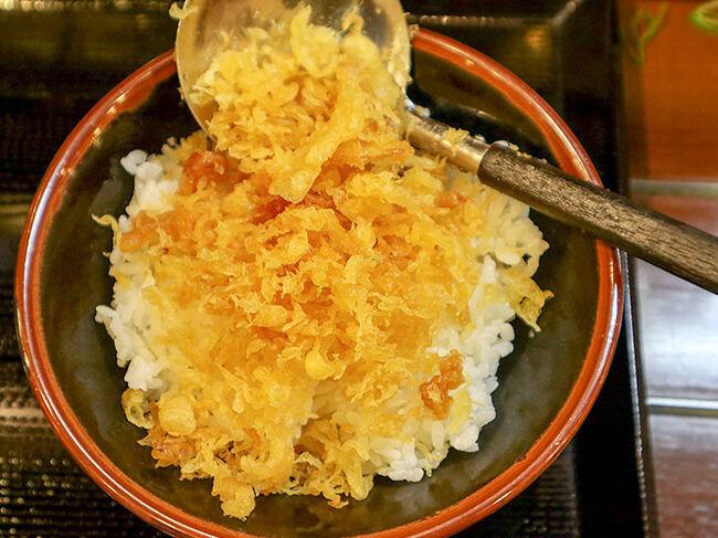 【画像】ワイ「天丼(130円)ひとつ」丸亀製麺「あいよっ!!」ドン