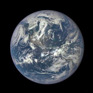 Earth-DSCOVR-20150706