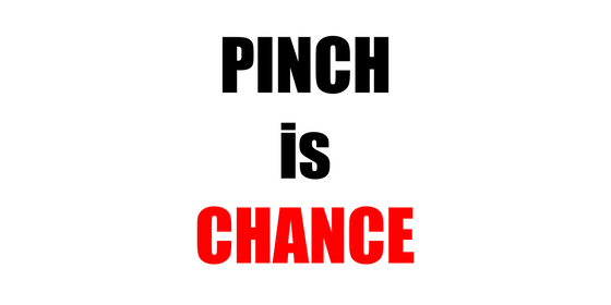 PINCH is CHANCE