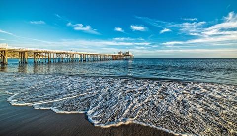 Bãi biển Malibu Surfrider