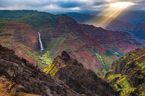Hẻm núi waimea, Kauai