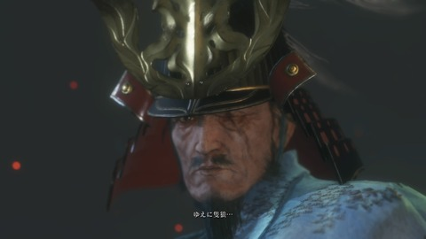 SEKIRO_剣聖 葦名一心2