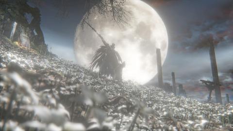 Bloodborne ボス 最初の狩人、ゲールマン_3