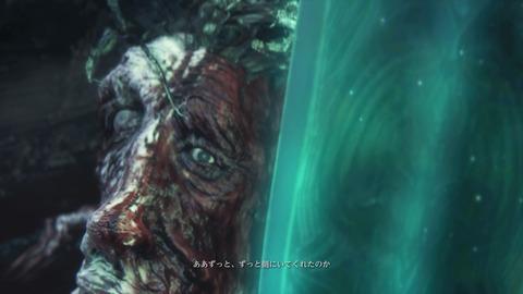 Bloodborne ボス 醜い獣、ルドウイーク_1