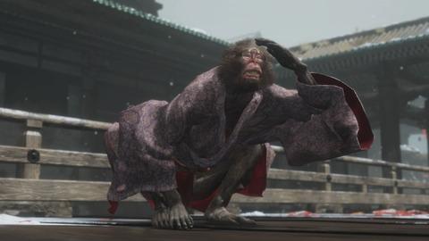 SEKIRO_見る猿、聞く猿、言う猿、