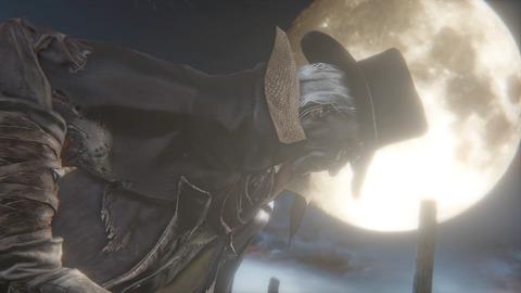 Bloodborne ボス 最初の狩人、ゲールマン