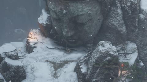 SEKIRO_蛇の目 シラフジ1