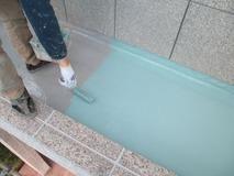 ウレタン防水塗布