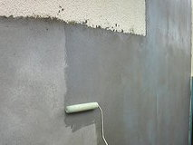 シーラー塗布作業