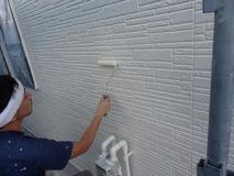 凹面上塗り塗布