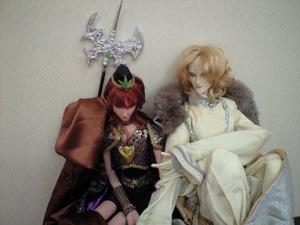 金赤人形2