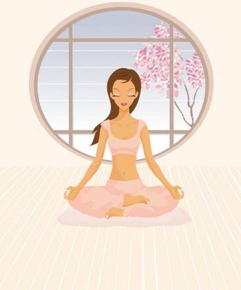 サマタ瞑想 : 瞑想のやり方 ...