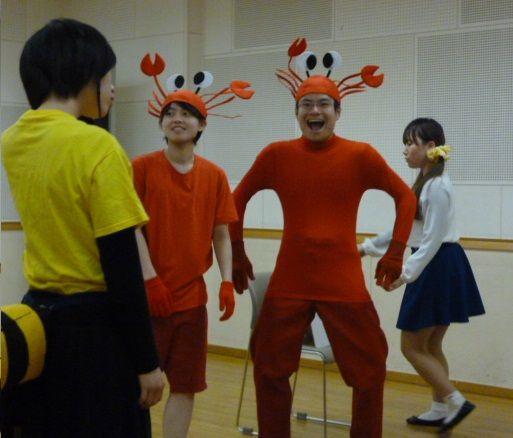 ブル・ファミ日記:中村先生を迎...
