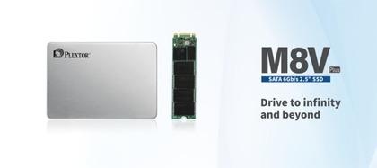 キオクシア製3D NANDフラッシュ採用SATA3.0 SSD PLEXTOR「M8V Plus」シリーズが登場