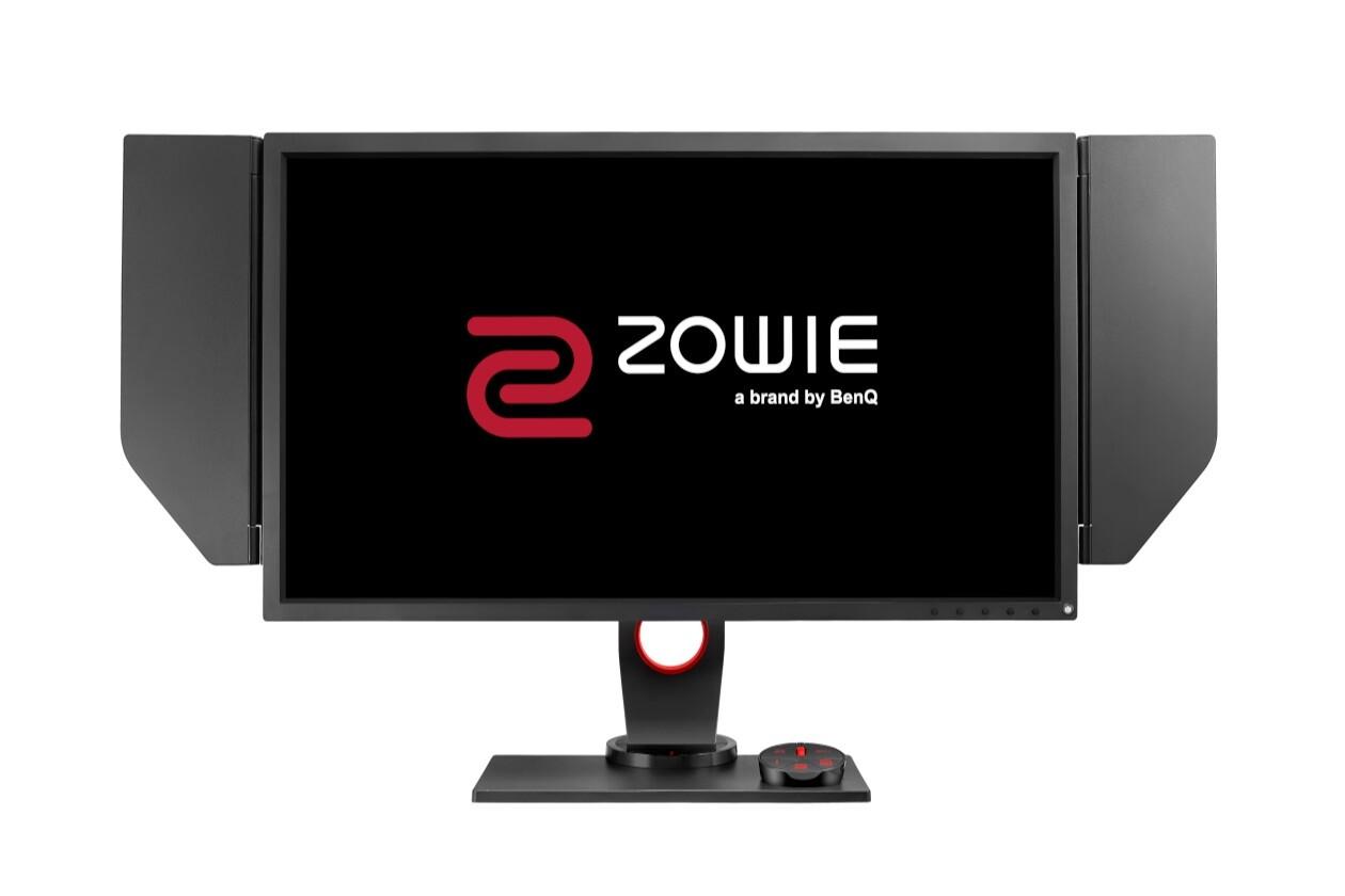 応答速度0.5msの240Hz対応ゲーミングモニター、BenQ ZOWIE「XL2746S」を発売 XLシリーズの24.5型タイプ「XL2546S」も発売を予定