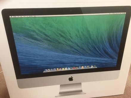 iMacさん買ったった!